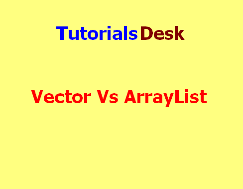 Difference between ArrayList and Vector in java