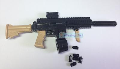 Mini Assault Rifle Toy Gun 3