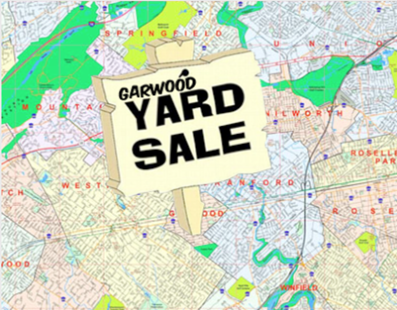 Garwood 365 the original community news and neighborhood blog for town wide yard sale takes over garwood find your treasures solutioingenieria Image collections