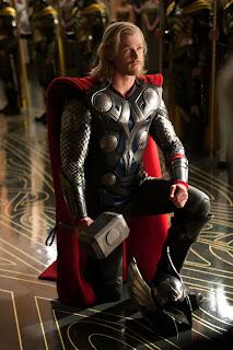 Gambar Thor Dewa Petir