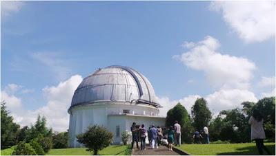 Observatorium  Bosscha Lembang Bandung | Tempat Wisata Bandung