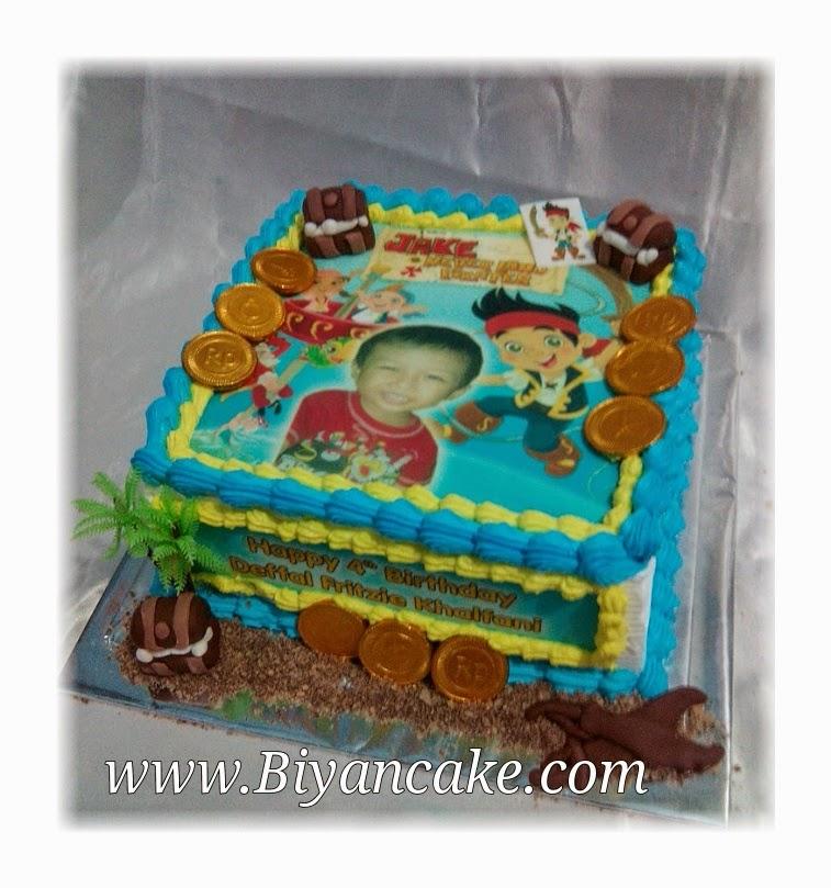 Kue Tart Jack Neverland