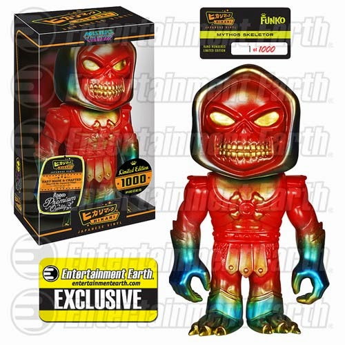 "Entertainment Earth Exclusive Masters of the Universe ""Mythos"" Skeletor Hikari Vinyl Figure by Funko"