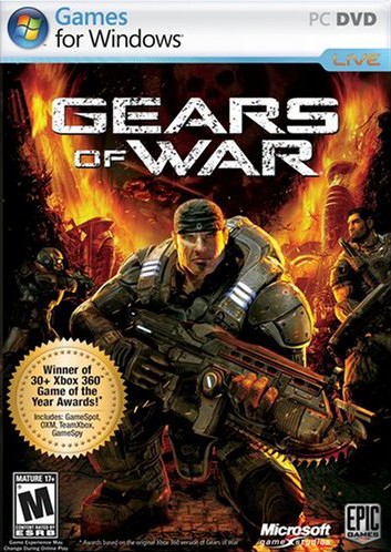 Free Downloadable Laptop Games on Free Download Pc Games Gears Of War 3 Full Rip Version   Ain Games