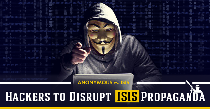 How Anonymous Can Disrupt ISIS's Online Propaganda