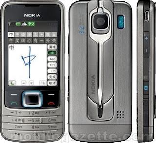 Harga Dan Spesifikasi Nokia 6208c New