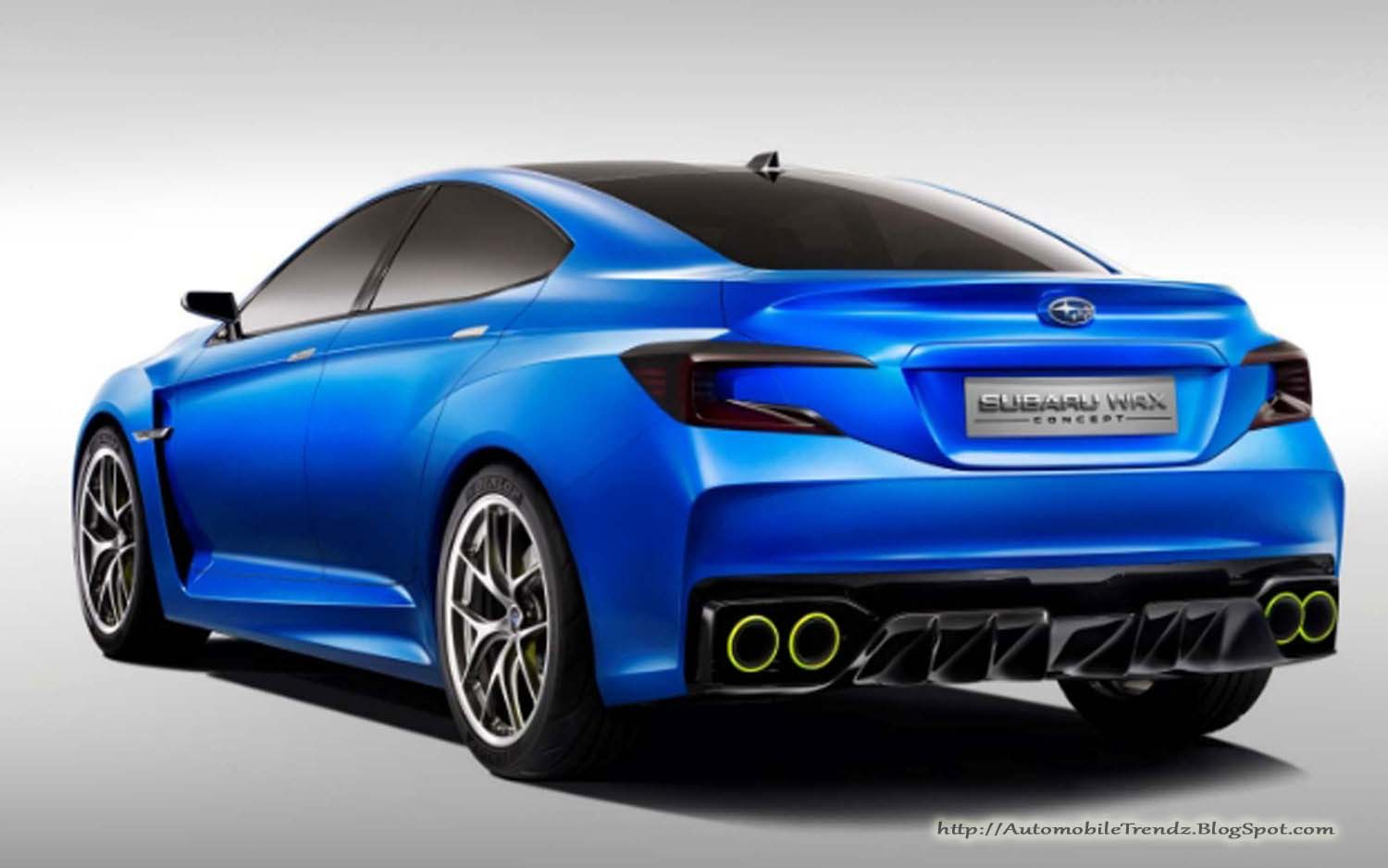 automobile trendz 2014 subaru impreza wrx concept 6 pictures. Black Bedroom Furniture Sets. Home Design Ideas