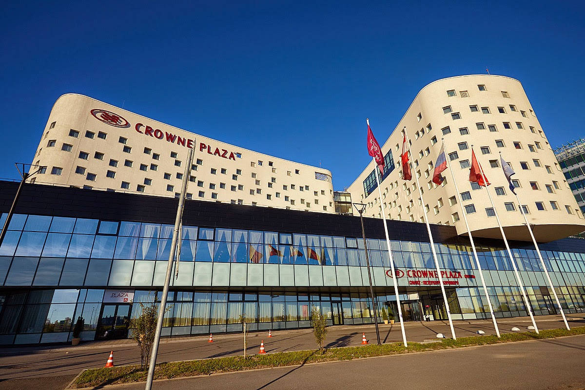 Crowne Plaza St.Petersburg Airport (InterContinental Hotels Group, IHG)