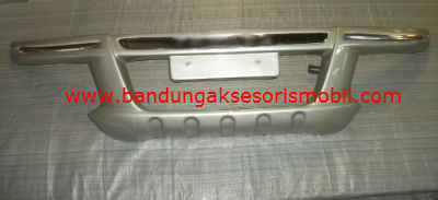 Bumper Kijang 03 Model Innova Silver Metalik