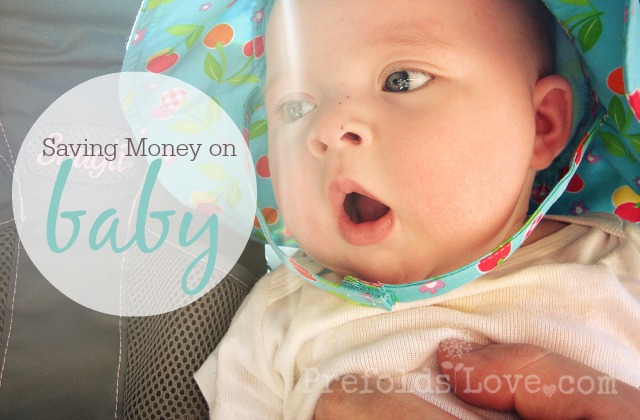 Saving Money on Baby