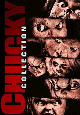 Chucky Coleccion DVD R1 NTSC Latino + CD