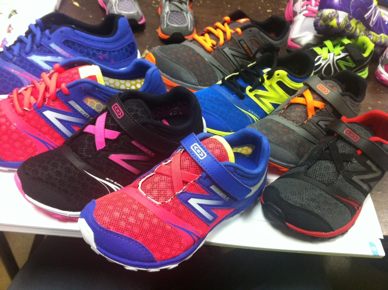 Youth Minimalist Running Shoes 93