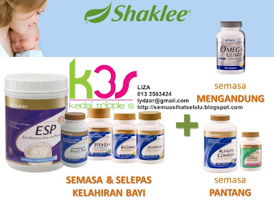 Set Triple M Shaklee
