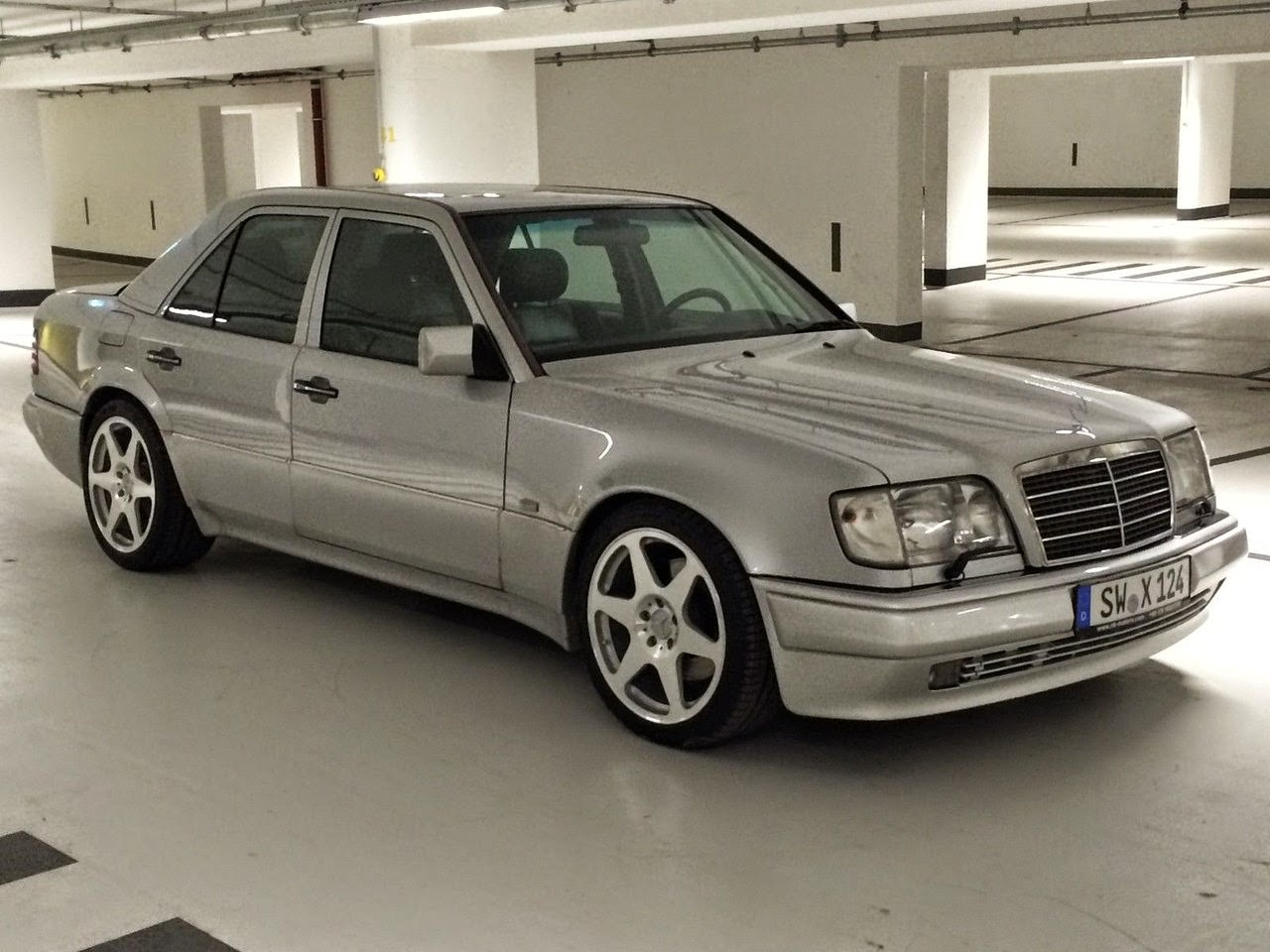 Mercedes Benz W E Limited Edition