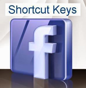 Top Facebook Shortcuts Keys For Users