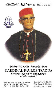 S.Em. Card. Paolos Tzadua