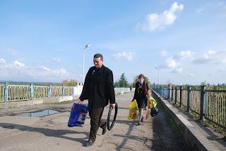 puente río Iguri Abjasia