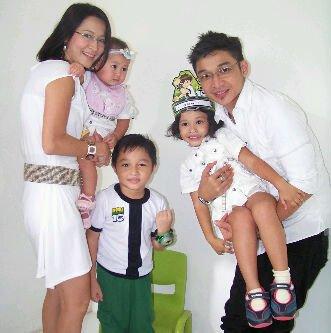 Anak-anak Pasha dari Okie Agustina