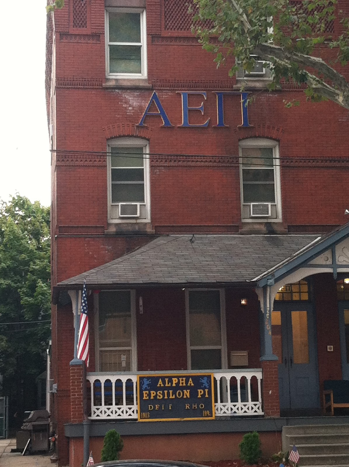 Drexel University Fraternity Houses Philly Frat Life
