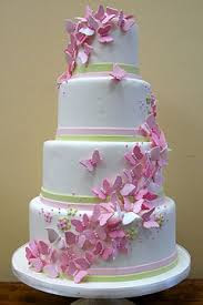 Best Butterfly Wedding Cake Decorations Pictures