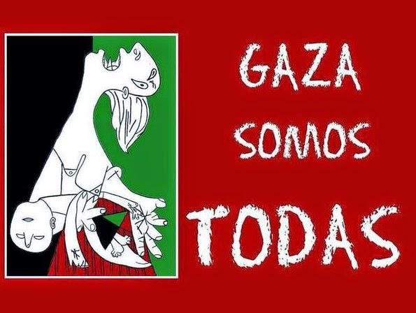 Gaza somos todas