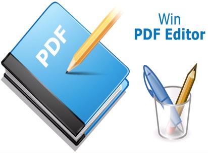 تحميل برنامج WinPDFEditor مجانا للتعديل علي ملفات بي دي اف PDF
