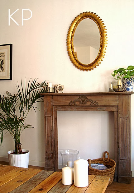 Venta de espejos dorados, espejo sol ovalado con adornos florales, flores y hojas, espejos antiguos