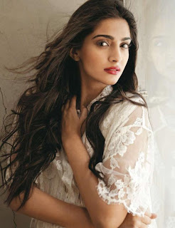 Hot Stills: Sonam Kapoor on the cover of Marie Claire India