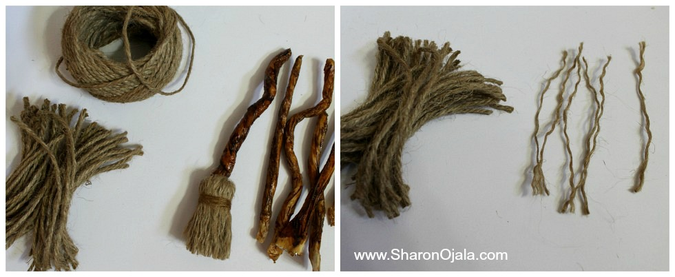 how to make a homemade broom