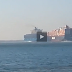 Σύγκρουση πλοίων σήμερα στο Σουέζ! [ΒΙΝΤΕΟ]