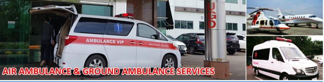 Pesawat Air Ambulance | Ambulance Udara