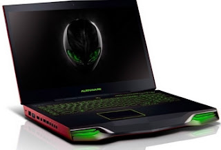 Review Laptop Alienware M18X Harga dan Spesifikasinya