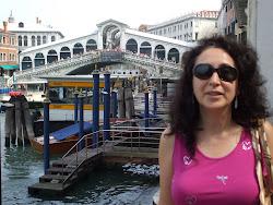 Elisa at Rialto, Venezia