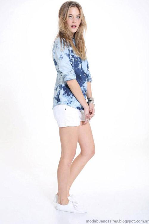 Riffle Jeans shorts verano 2014