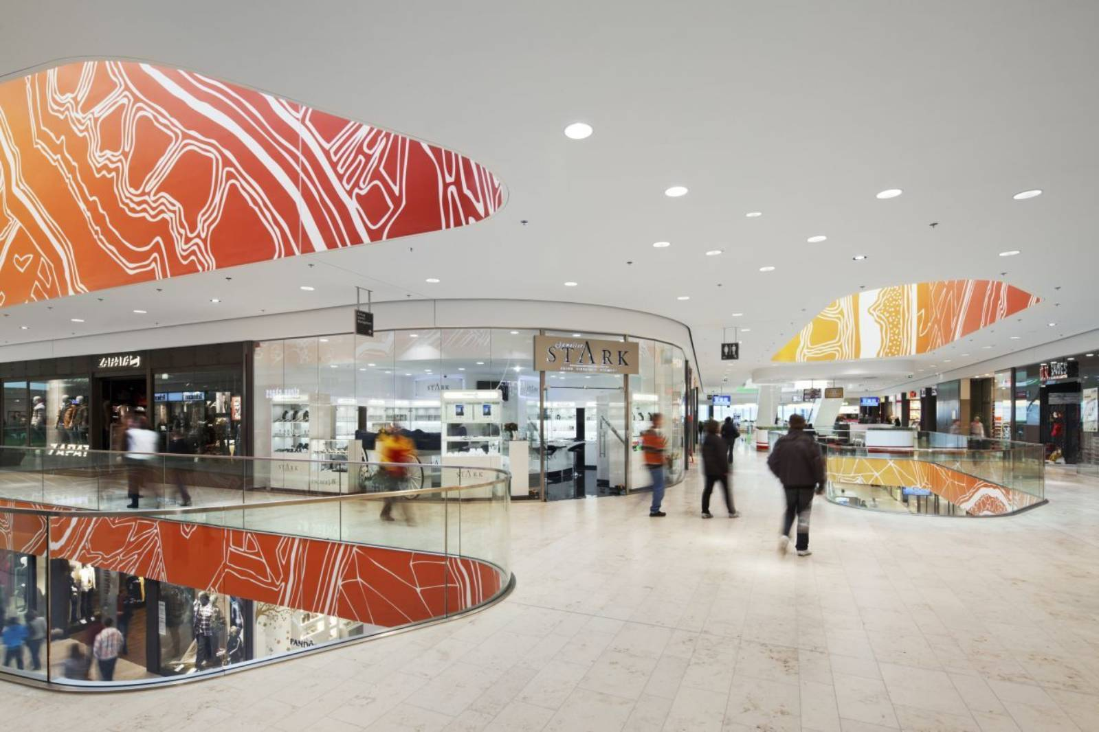 15 Mall Forum Mittelrhein By Benthem Crouwel Architects