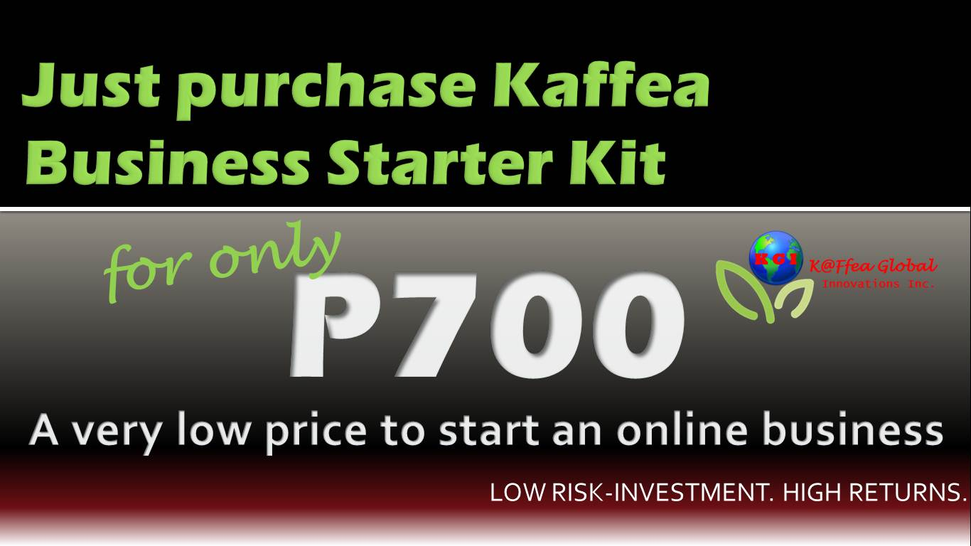 kaffea business opportunity 001