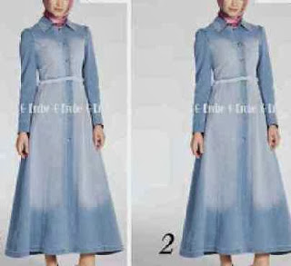 Gamis Lady jeans