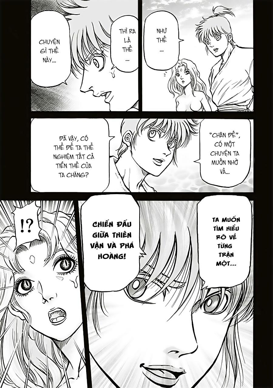 Chú bé rồng-Ryuuroden chap 284.2 Trang 5 - Mangak.info