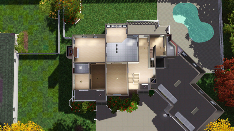 My sims 3 blog family house by noel My family house plans