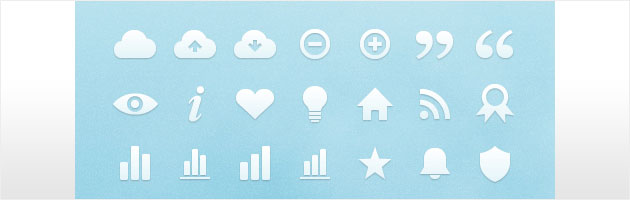 やわらかく親しみやすいアイコン | シンプルデザインのピクセルアイコン