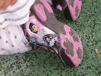 Dora Shoes with velcro closure
