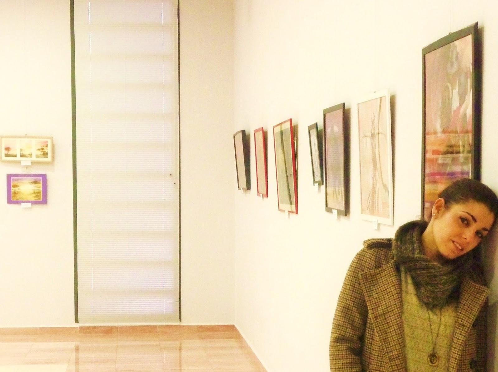 Exposición de MartaSb En Cantalejo (Segovia)