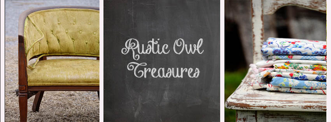 Rustic Owl Treasures