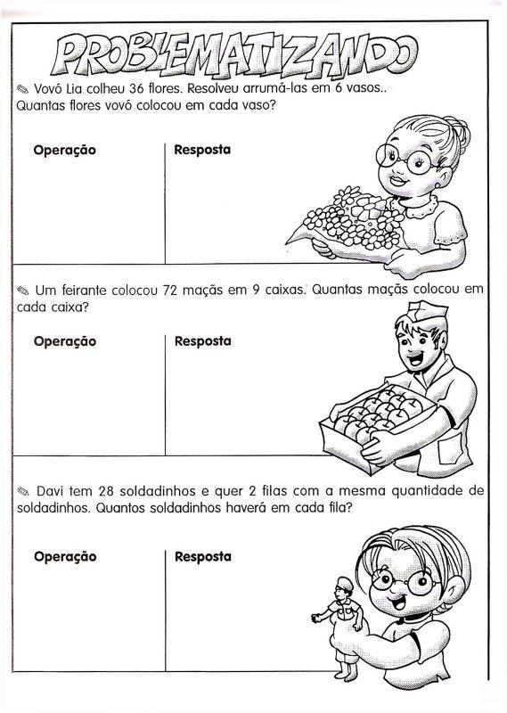 Matematica 3   Ano Fundamental Atividades Exercicios  43