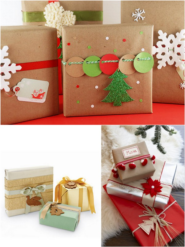 Wedding Gift Wrapping Ideas : wedding in italy: Christmas gift wrap ideas