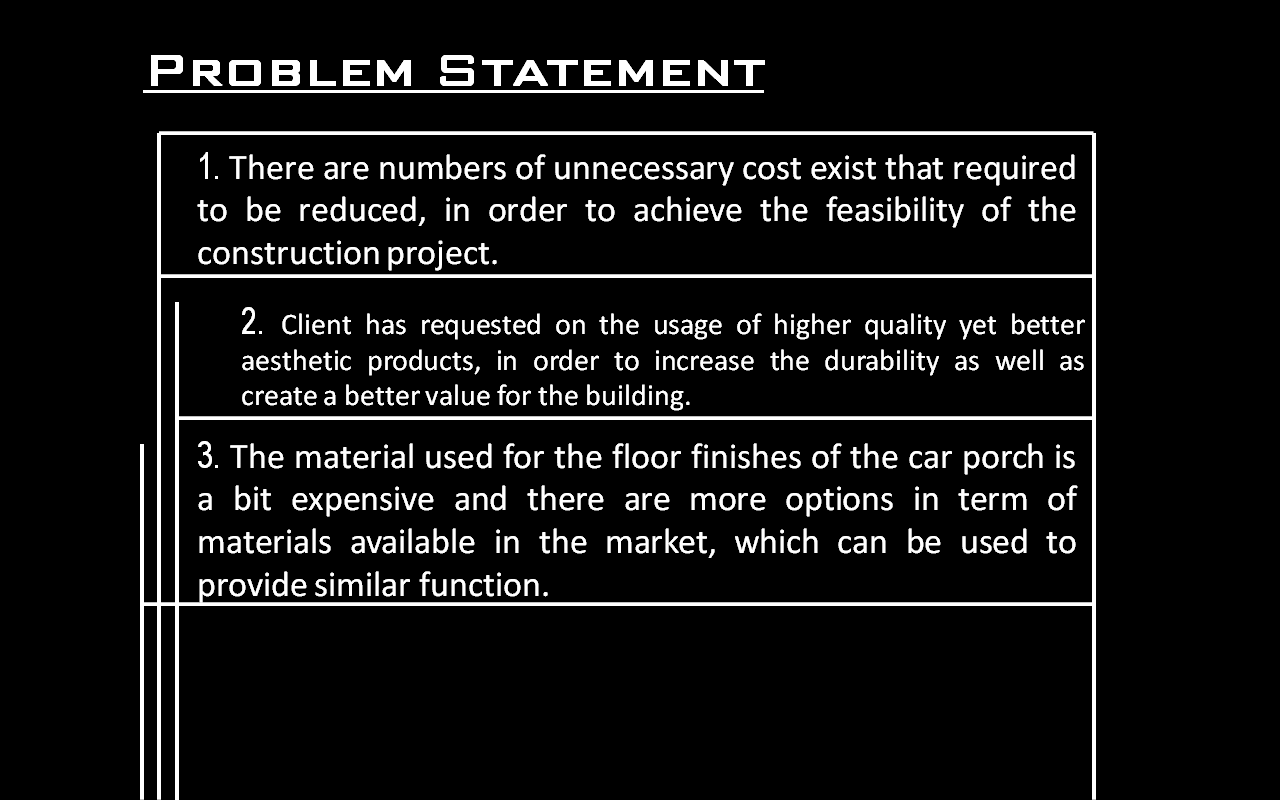 problem statement survey How to write a statement problem slideshare explore search you upload login signup submit search home explore presentation courses powerpoint courses by.