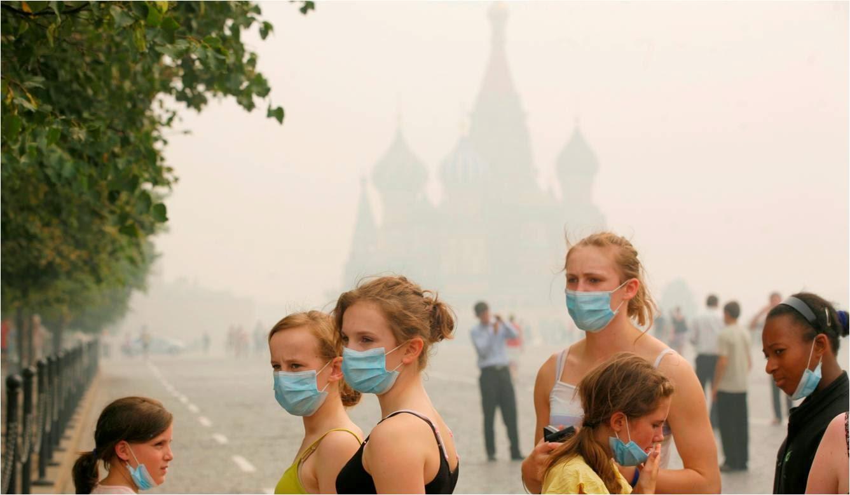 Calentamiento acelerado en Rusia podría doblar la tasa de mortalidad en el país