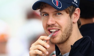 Sebastian Vettel 2012 F1