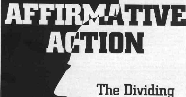 the roots of affirmative action Is affirmative action fair background: forms of racism and racial discrimination racism: the belief that a race of people is inferior to another moral racism: the belief that a race of people is morally inferior, and as such members of that race are deserving of less respect and concern.