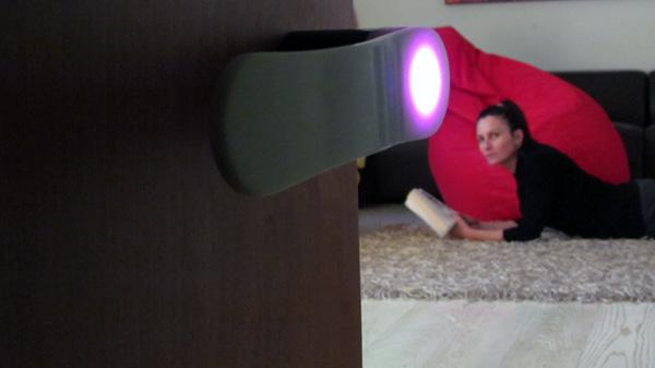 Luminous Door Handle